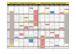 FY Calendar